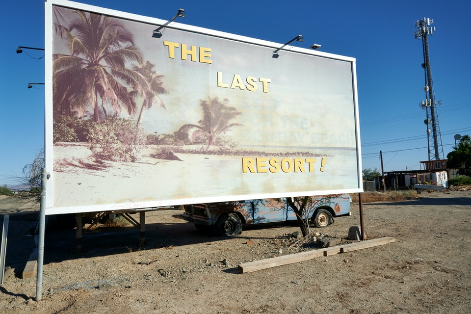 Land of Lost Opportunity
