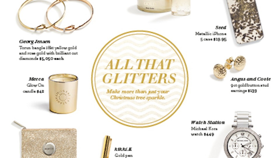 Chatswood Chase 'Christmas Gift Guide 2015'
