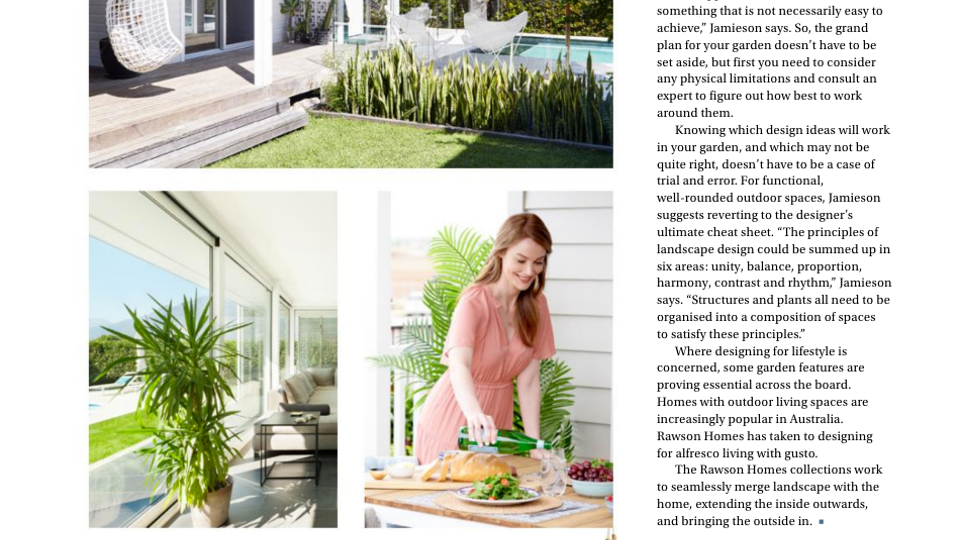 Rawson Homes 'Inhabit'