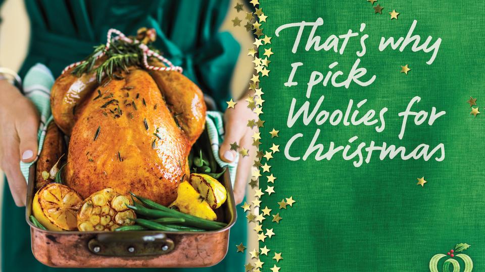 Woolworths 'Christmas'