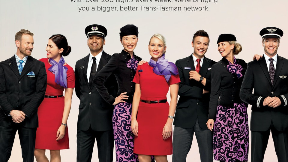 Air NZ Virgin 'Alliance'