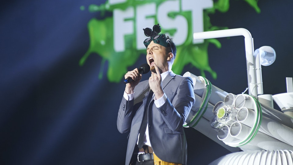Nickelodeon 'Slime Fest'