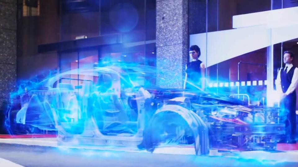 Mazda6 'Electric'