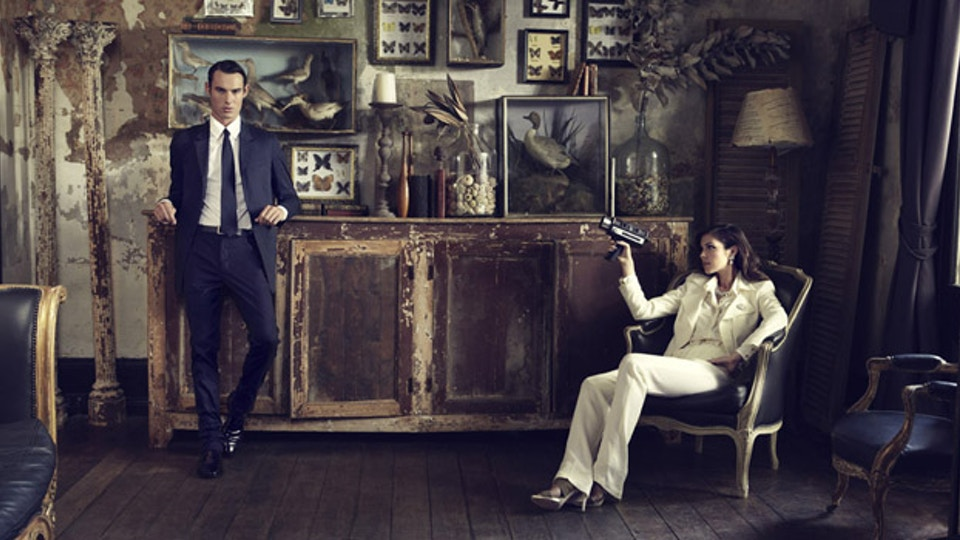 Box Magazine 'To The Manor Born'