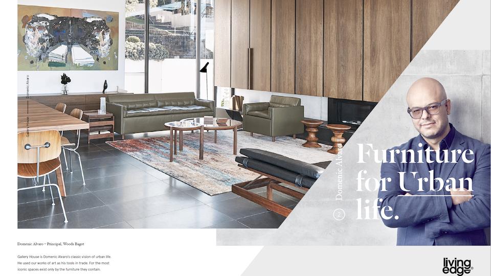 Living Edge 'Furniture for Life'