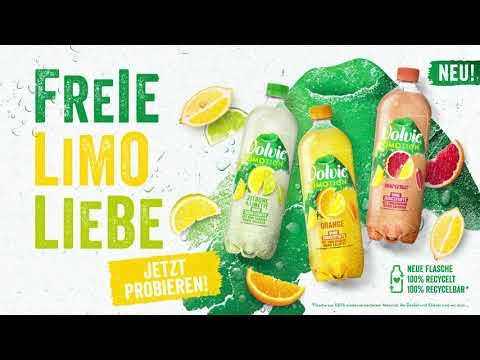 Volvic Limotion - Freie Limo Liebe