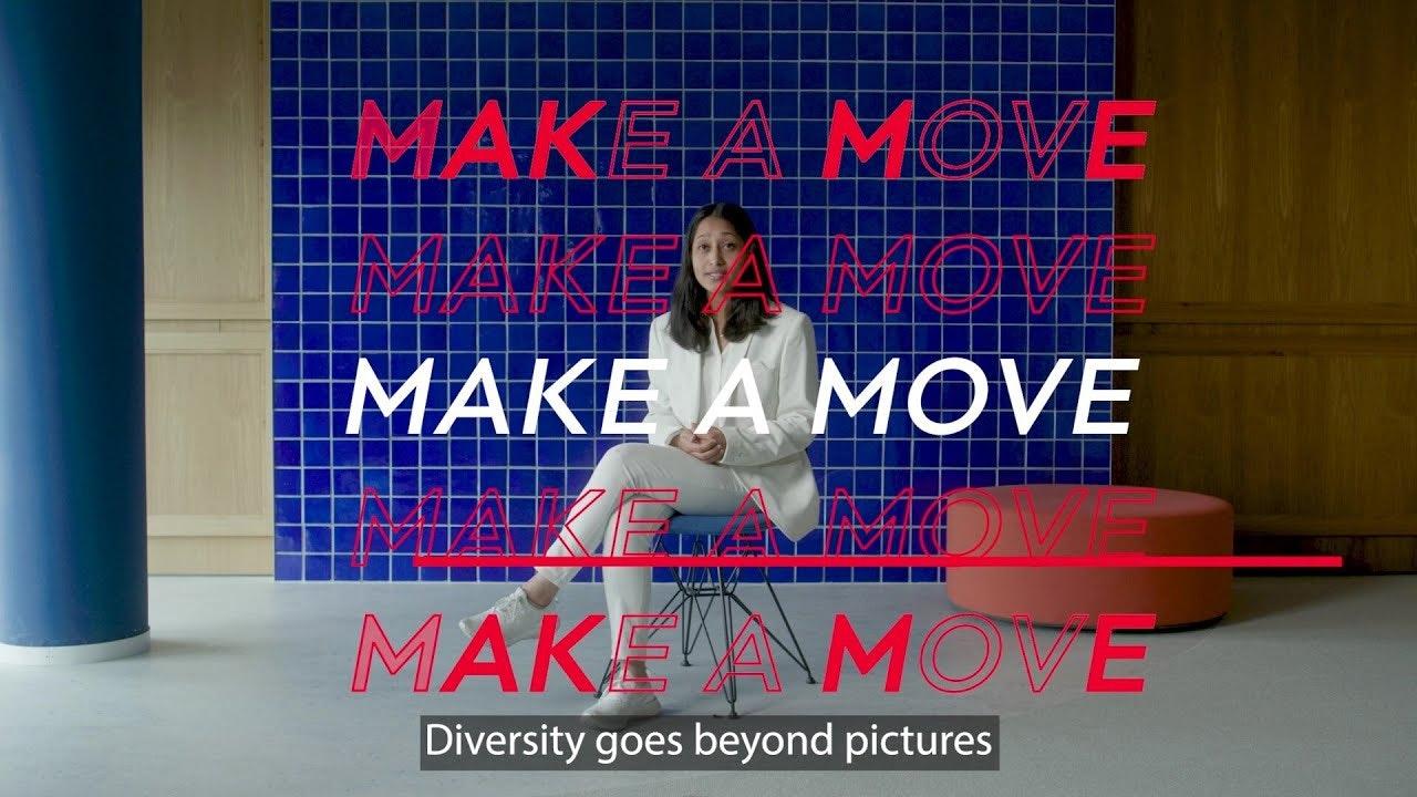MAKE A MOVE // DIVERSITY & INCLUSION // FEMALE LEADERSHIP