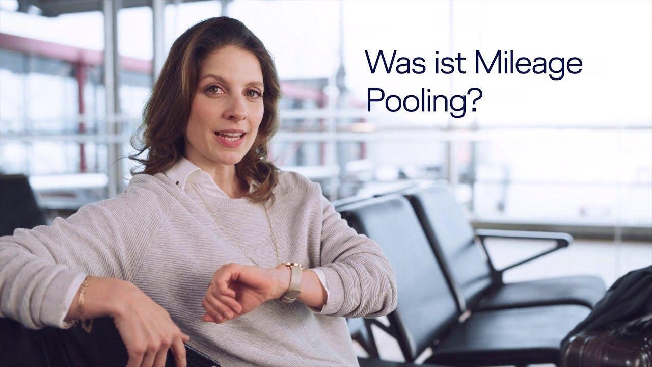 Mileage Pooling in 60 Sekunden erklärt