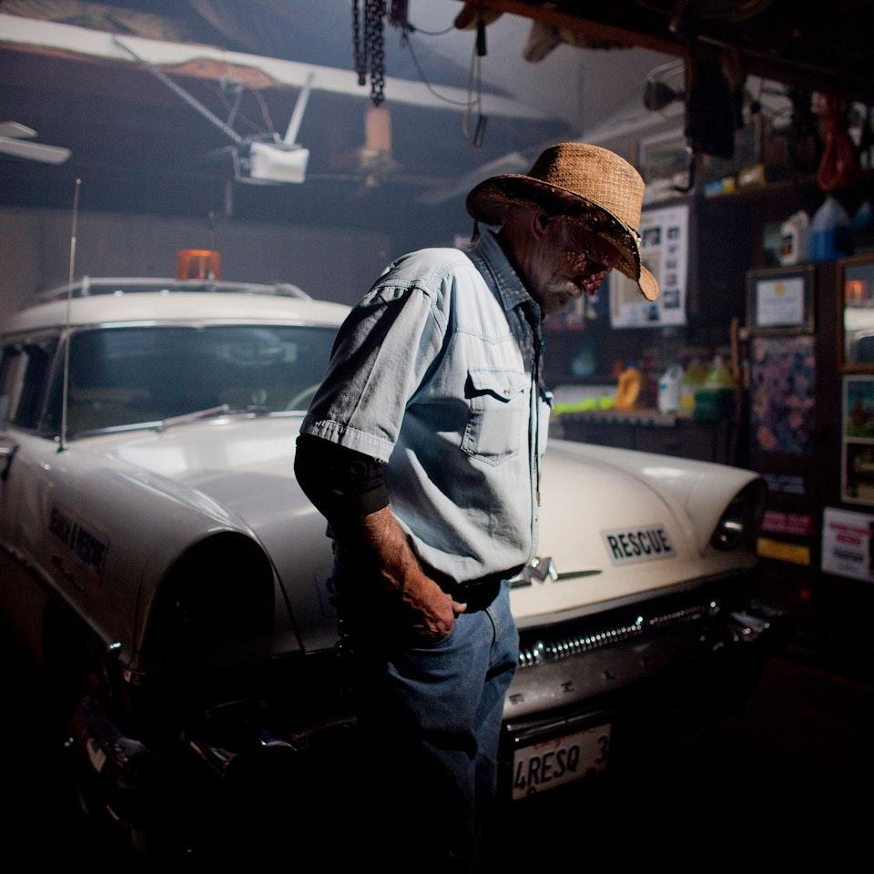 Brent Foster | Director - The San Diego Highwayman