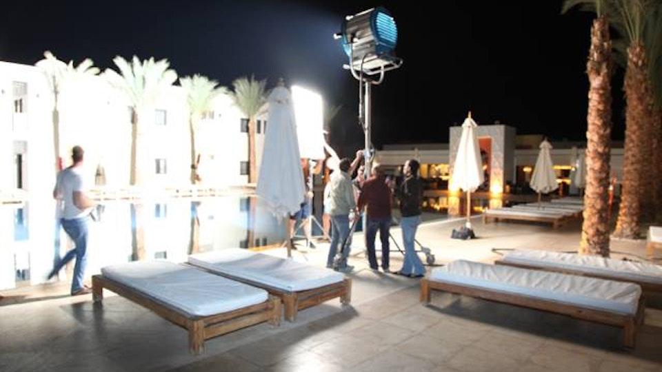 Egypt Shoot - Music Video