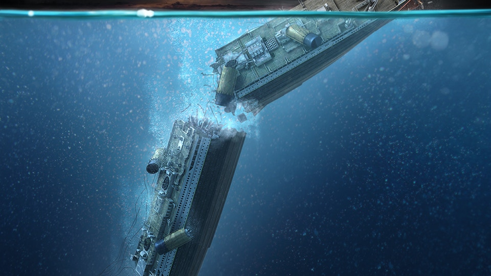 Titanic 100 / National Geographic