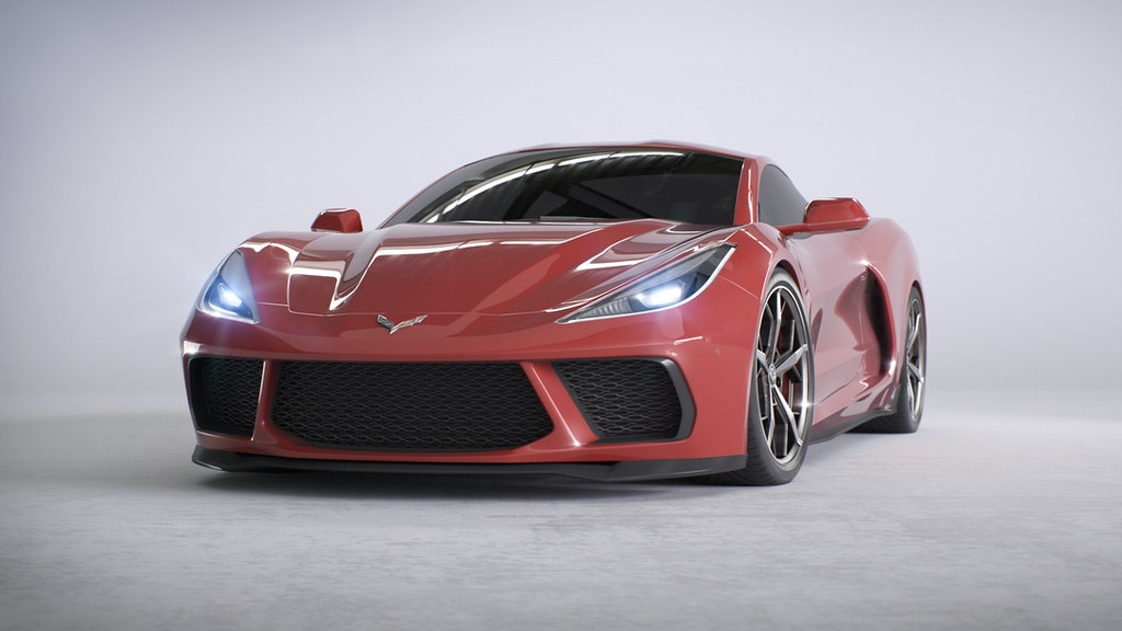 Corvette C8 Concept