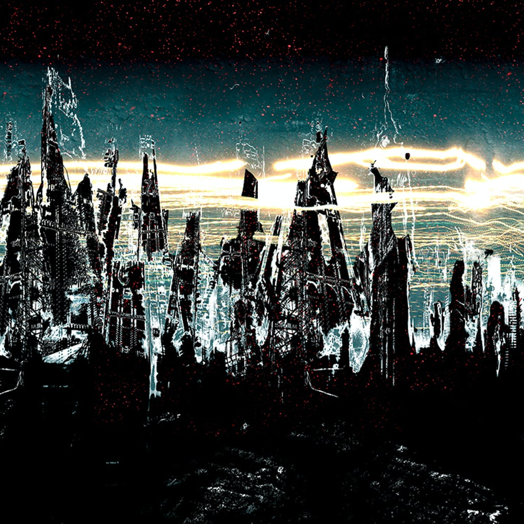 Skräckromantikens landskap