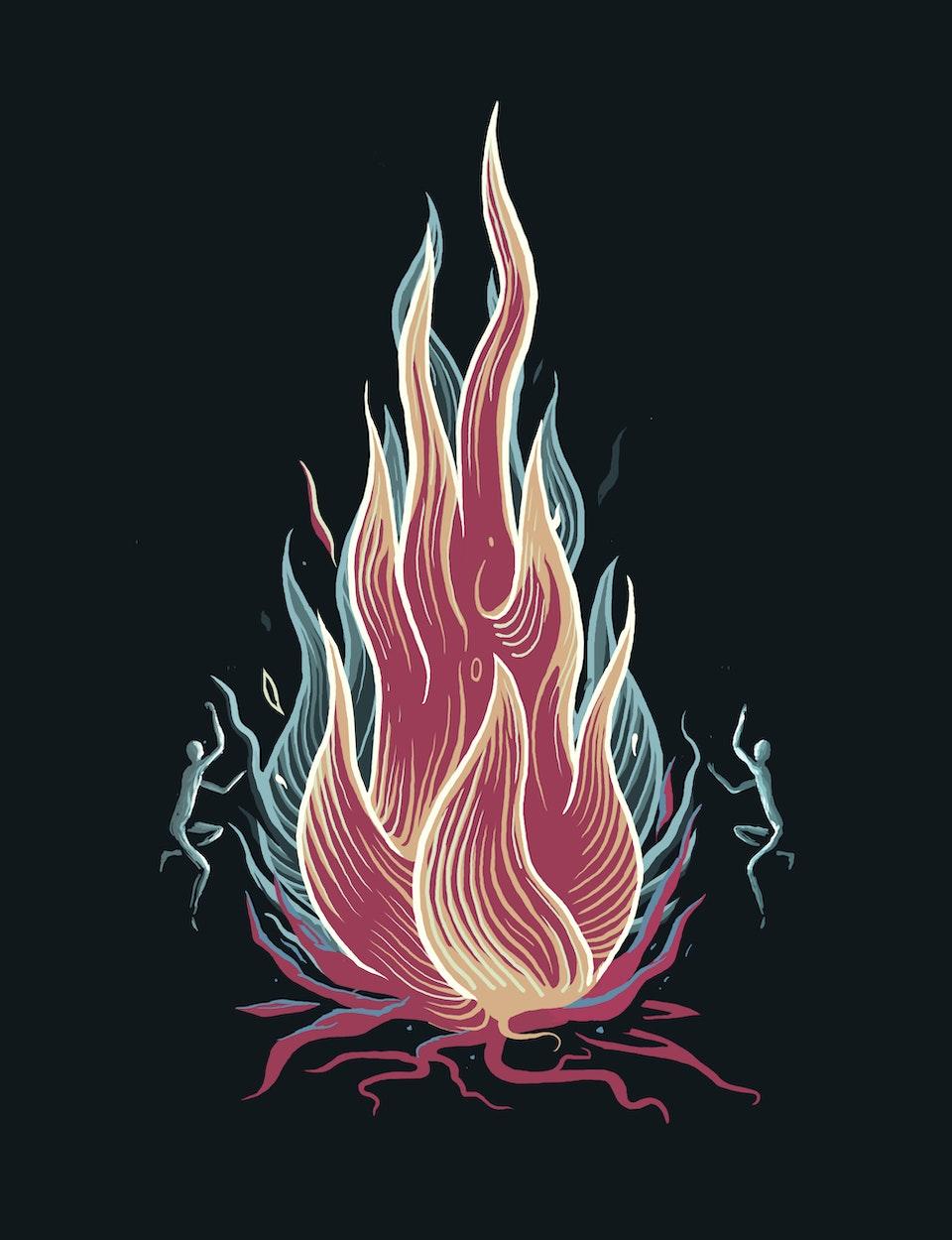 acid_flame -