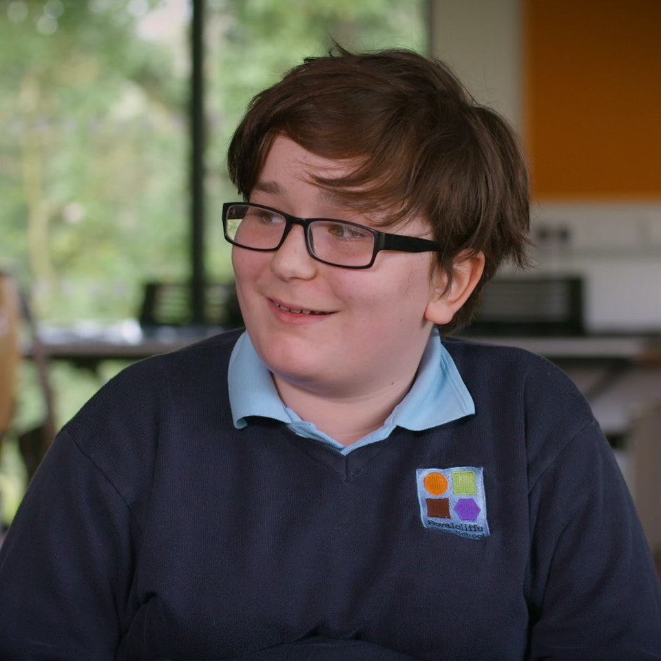 Autism is Awesome - Finbar A