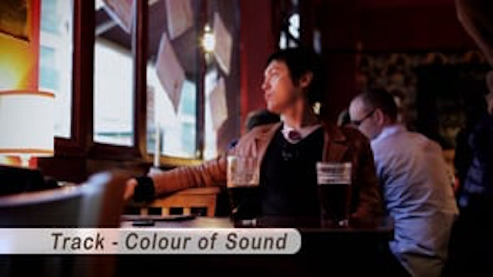 Antimatter Films - Colour of Sound EPK