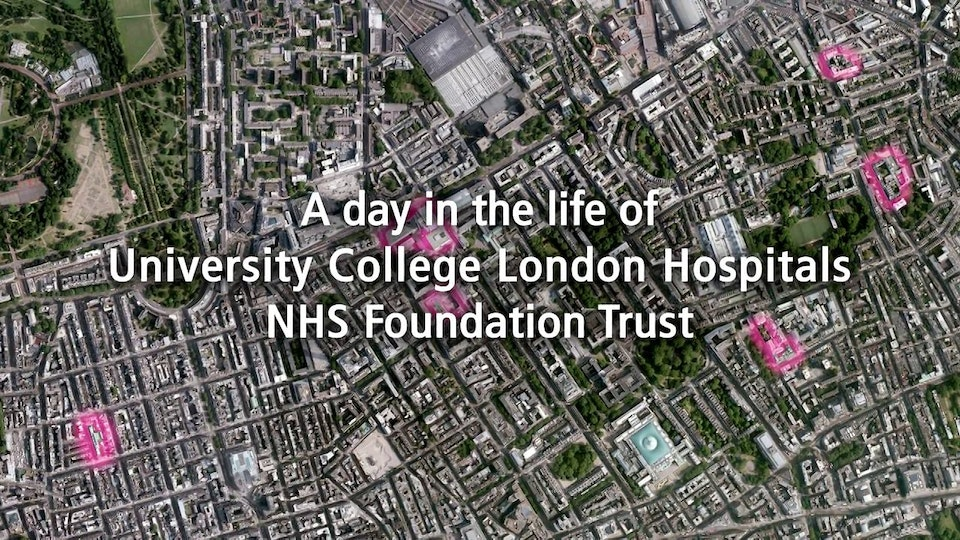 Antimatter Films - UCLH A Day in the Life of the Trust