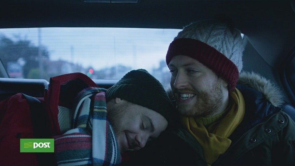 An Post Christmas - 'Conor and Sean'- TVC