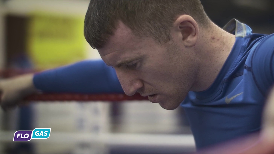 Gloves Off - Paddy Barnes