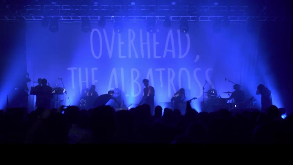 Overhead, The Albatross - 'HBG & Paroxysm' Live