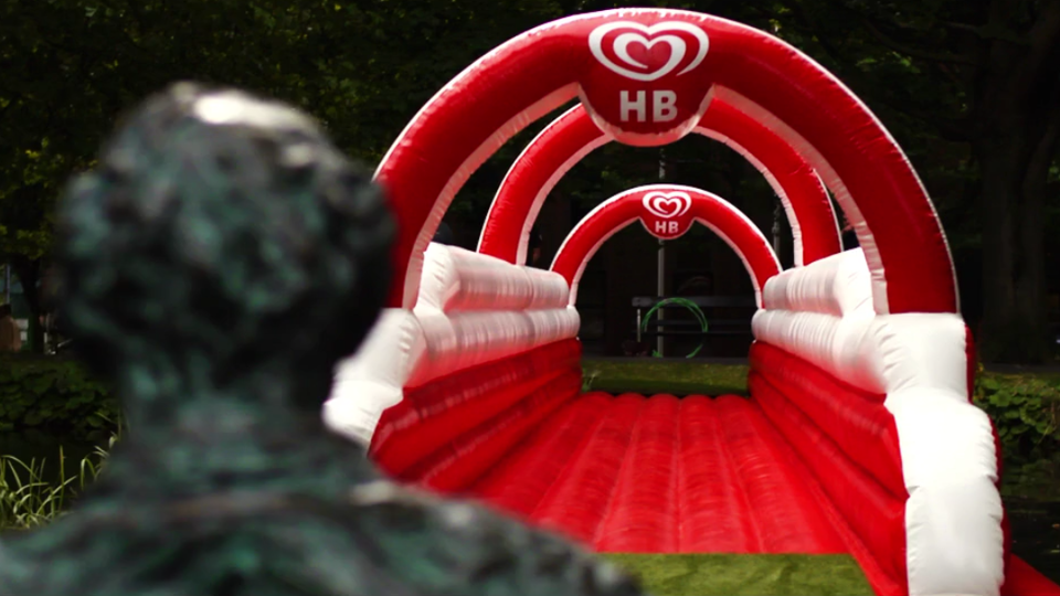 HB - Floating Bridge