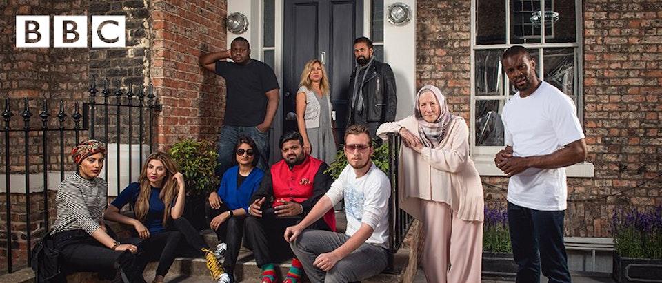BBC 'MUSLIMS LIKE US'  •BAFTA, RTS & GRIERSON AWARD WINNER•