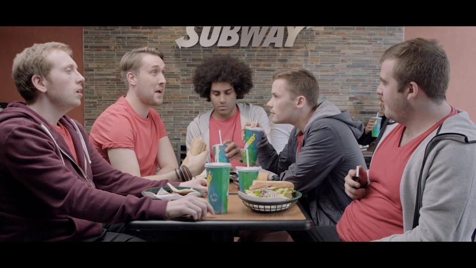 SUBWAY  'SUPERSUBS'