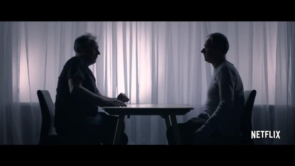 NETFLIX - 'TELL ME WHO I AM'