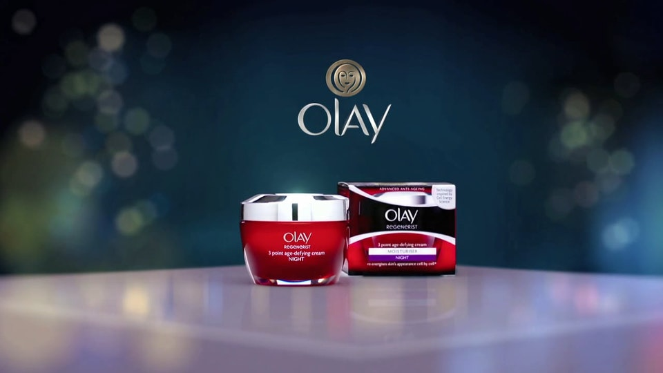 OLAY  'REGENERIST NIGHT CREAM'