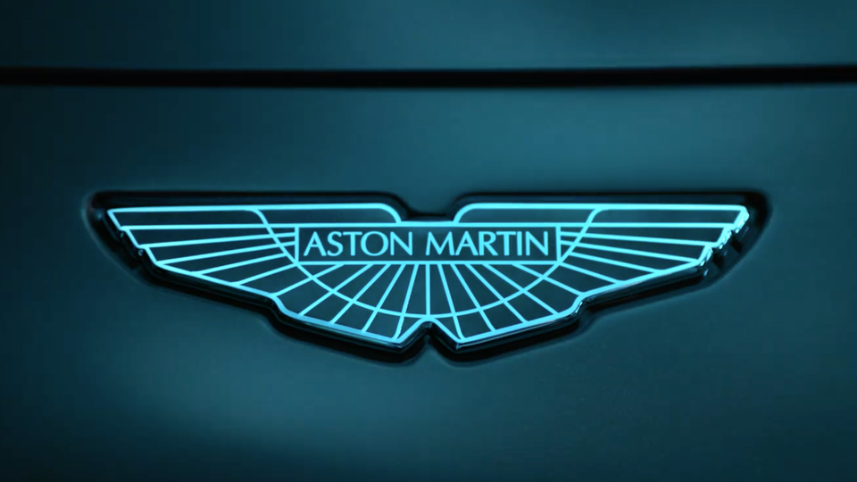 ASTON MARTIN 'INDULGENCE'.    LUXURY MATERIALS USED IN THE NEW SUV, THEMED BY COLOUR