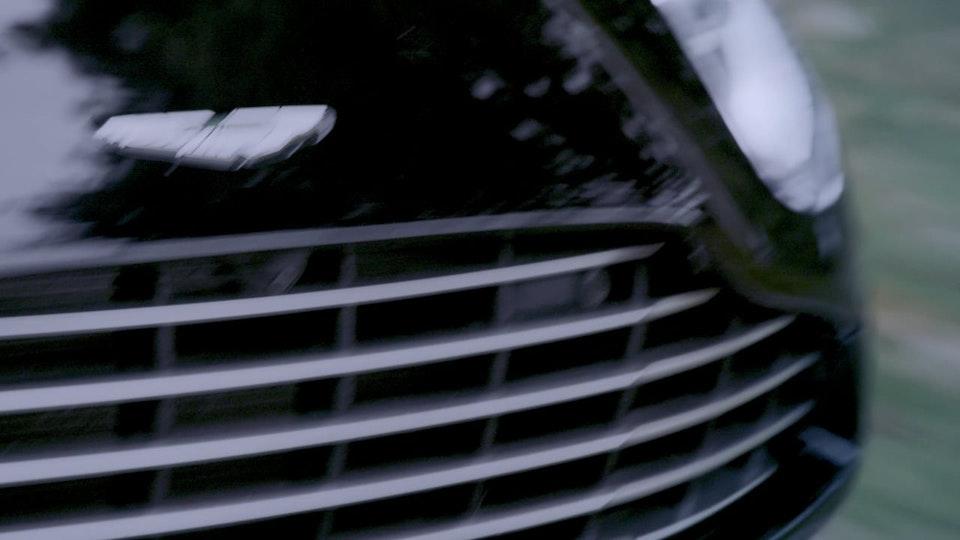 ASTON MARTIN 'BEAUTIFUL TO DRIVE'