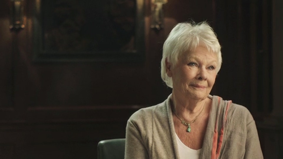 FACES OF FOUR  'THE 2ND BEST MARIGOLD HOTEL' -