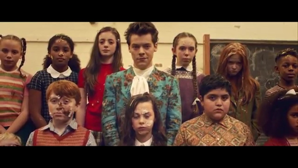 Harry Styles - Kiwi - US - Academy Films