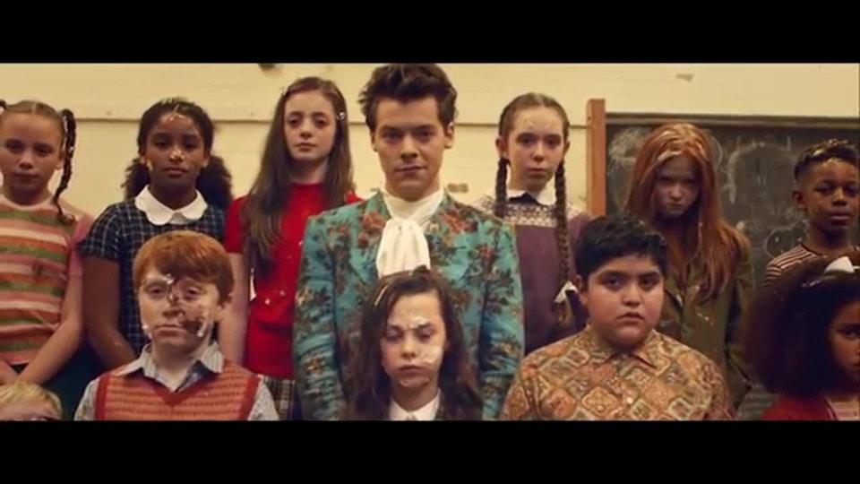 Harry Styles - Kiwi - US - Academy Films