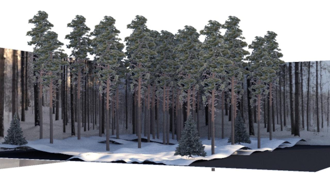 M&S Christmas - Johan Renck - Black Dog -