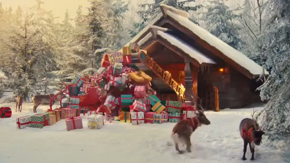 Esselunga Christmas - Independent