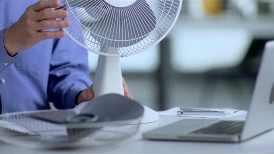 Dyson Air Multiplier - Nicholas Barker - Rogue