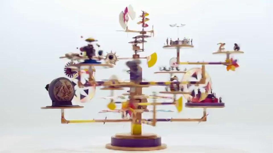 Cadburys Twirl - Yoann Lemoine - HSI