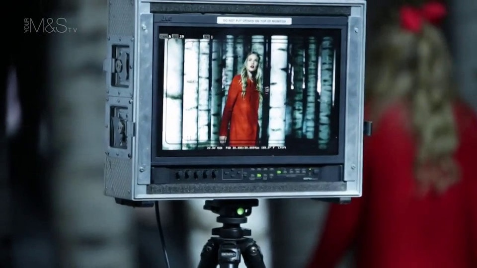 M&S Christmas - Behind the Scenes