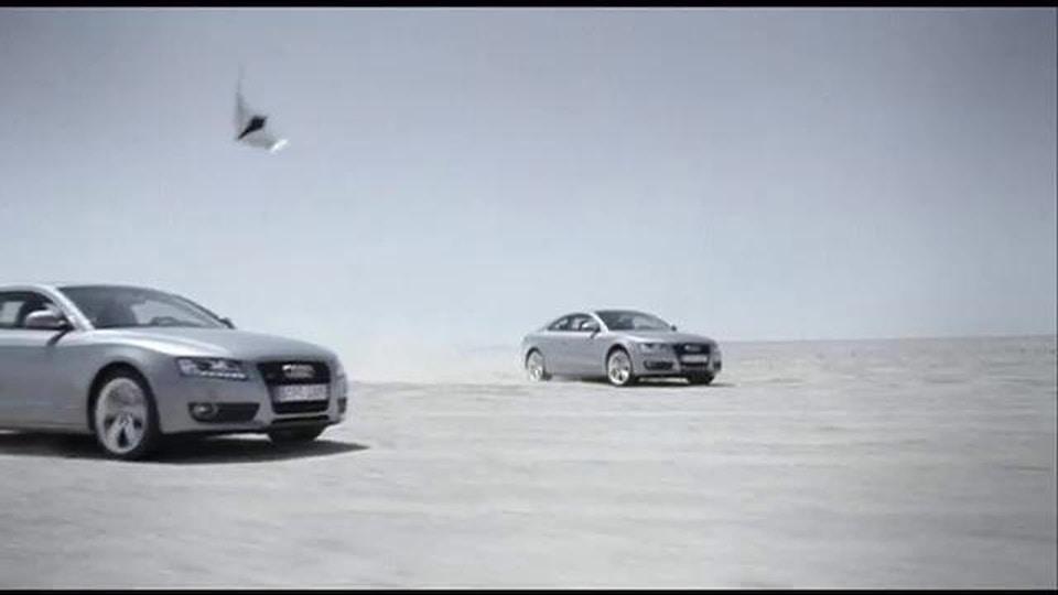 Audi - Johhny Green - Knucklehead