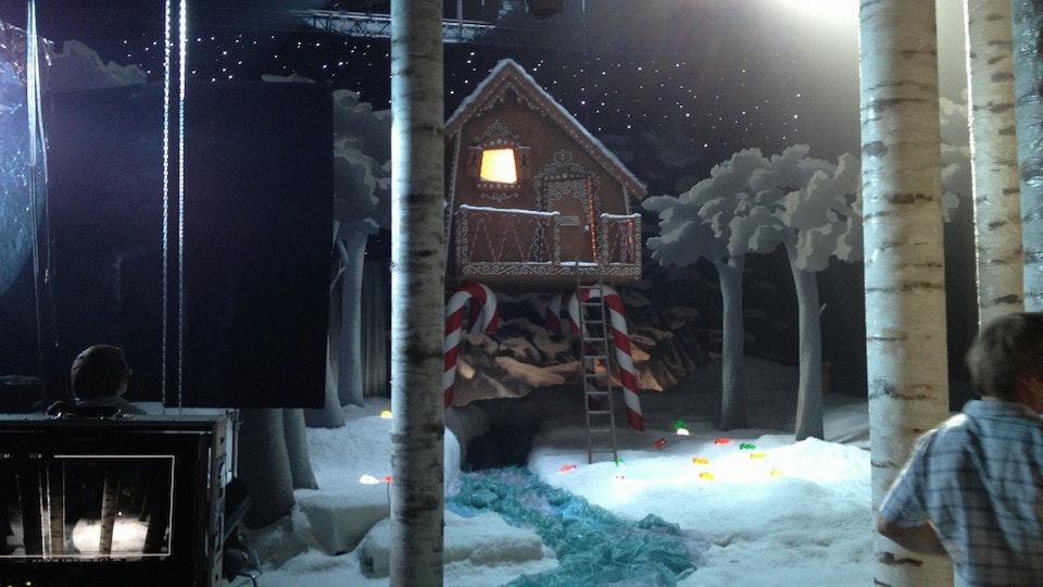 M&S Christmas - Johan Renck - Black Dog