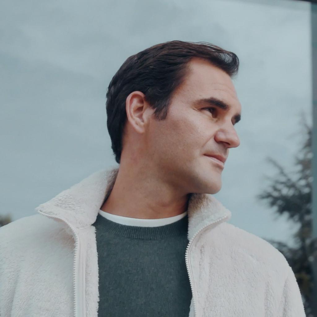 UNIQLO Roger Federer