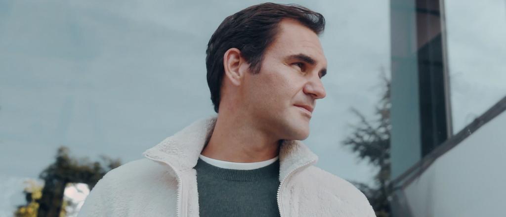 Roger Federer - Uniqlo