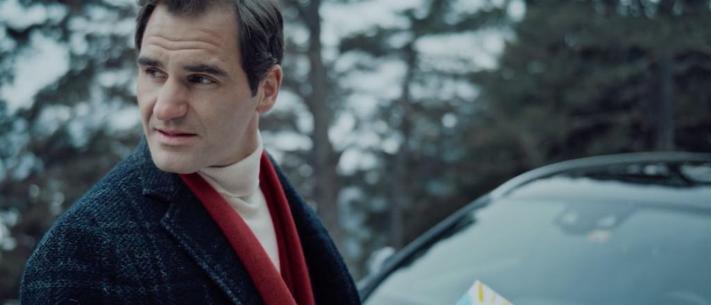 Mercedes Benz - Roger Federer
