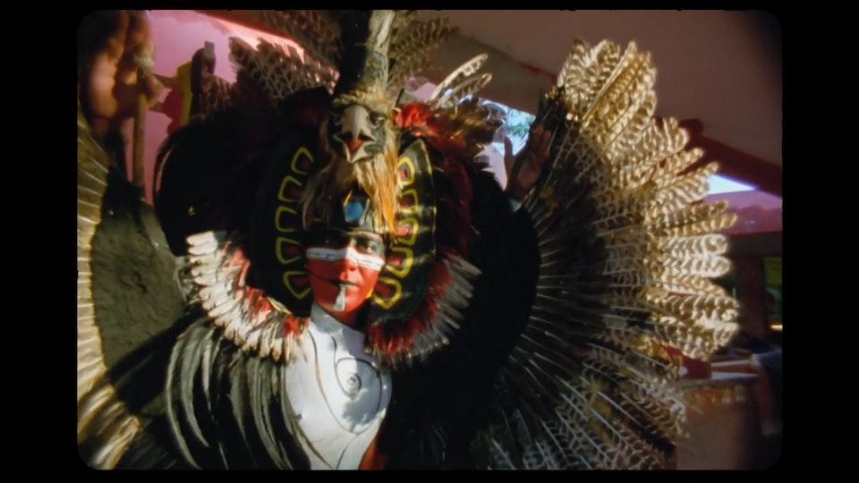 American Tourister 'Soundbox Mexico'|Commercial