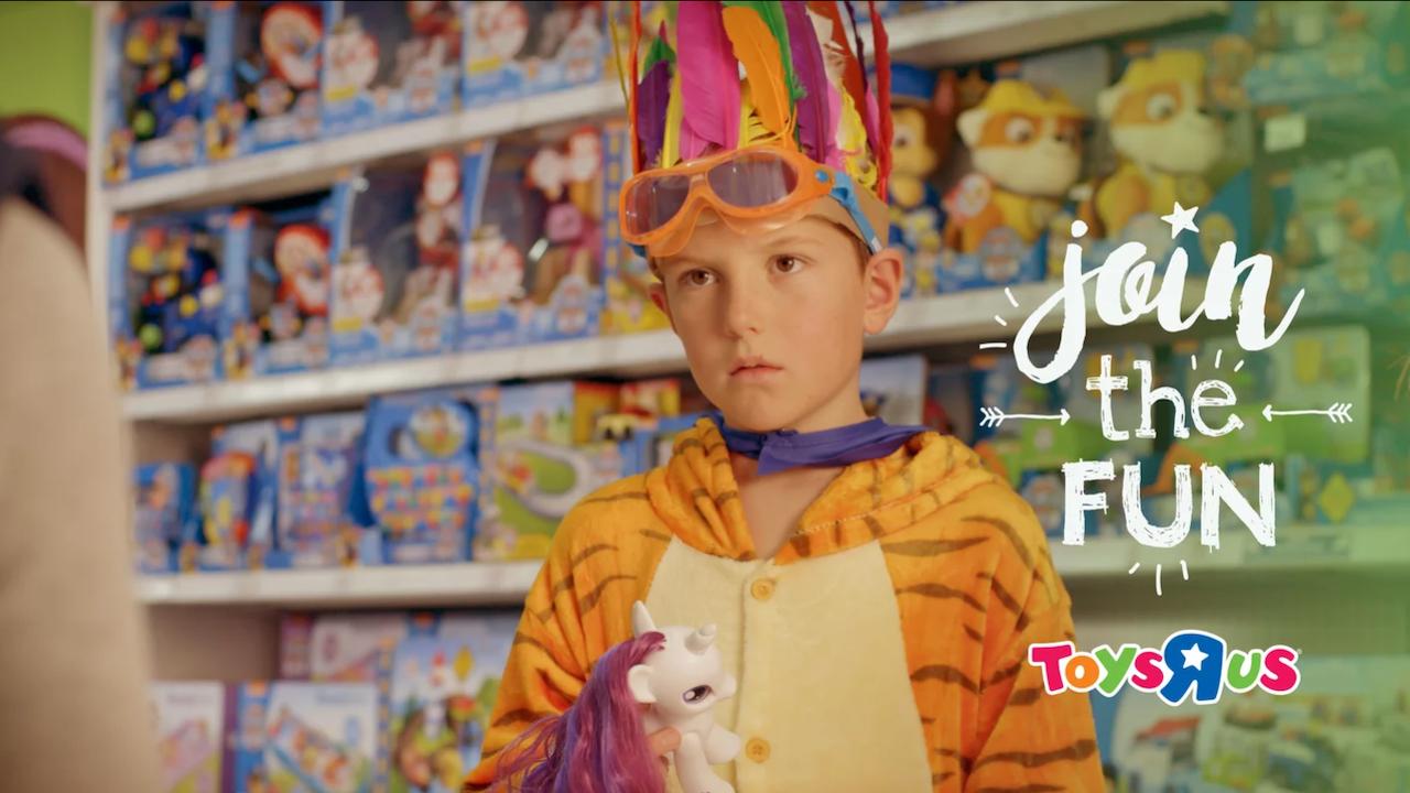 "Toys ""R"" Us!"