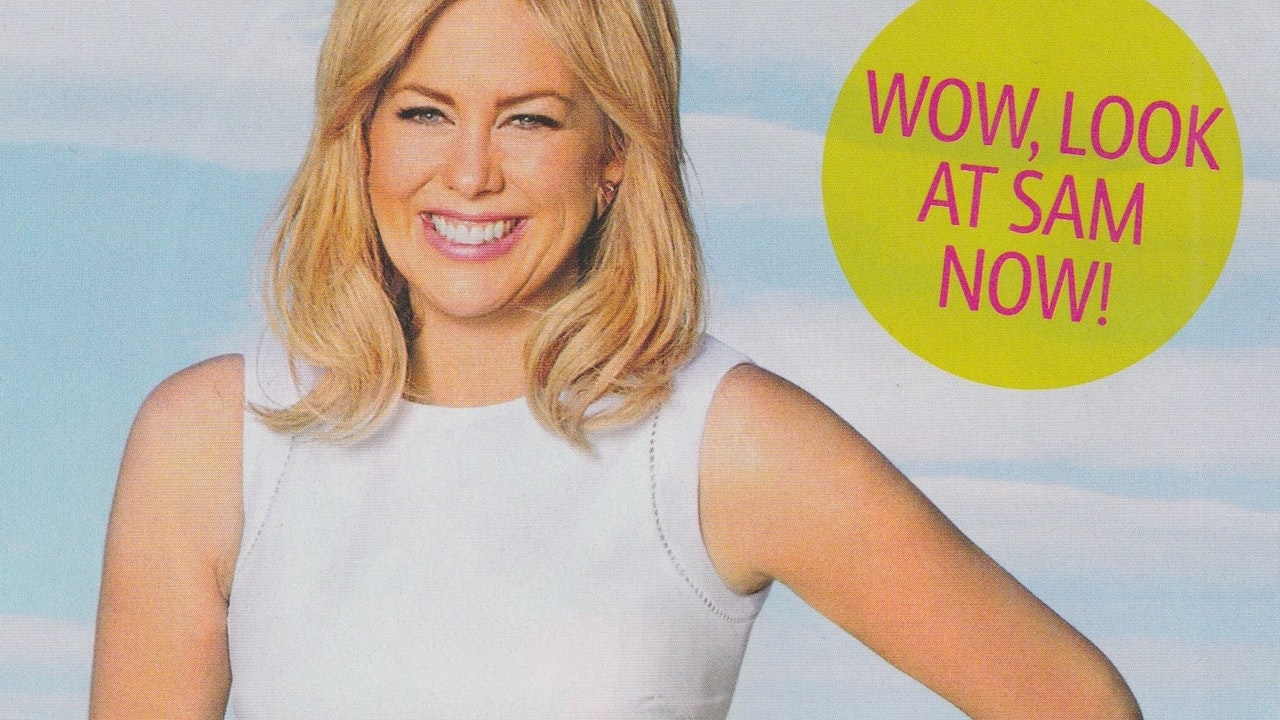 Sam Armytage for Woman's Day