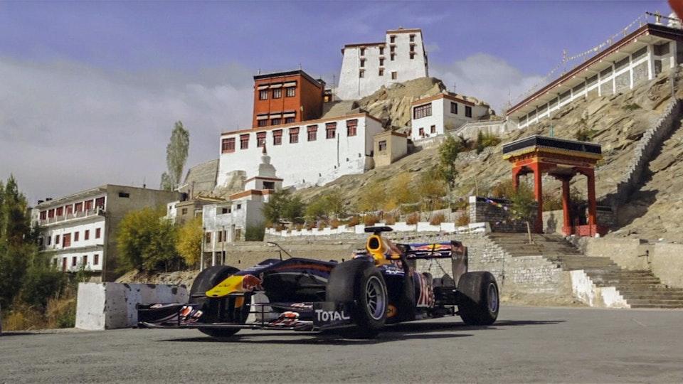 Red Bull Khardung La | The Highest Drive