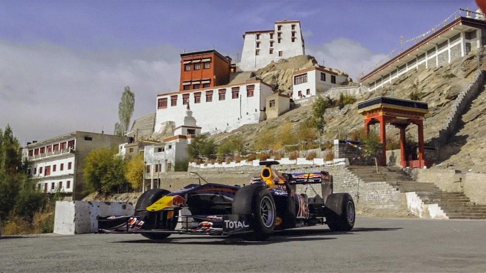 Red Bull Khardung La   The Highest Drive