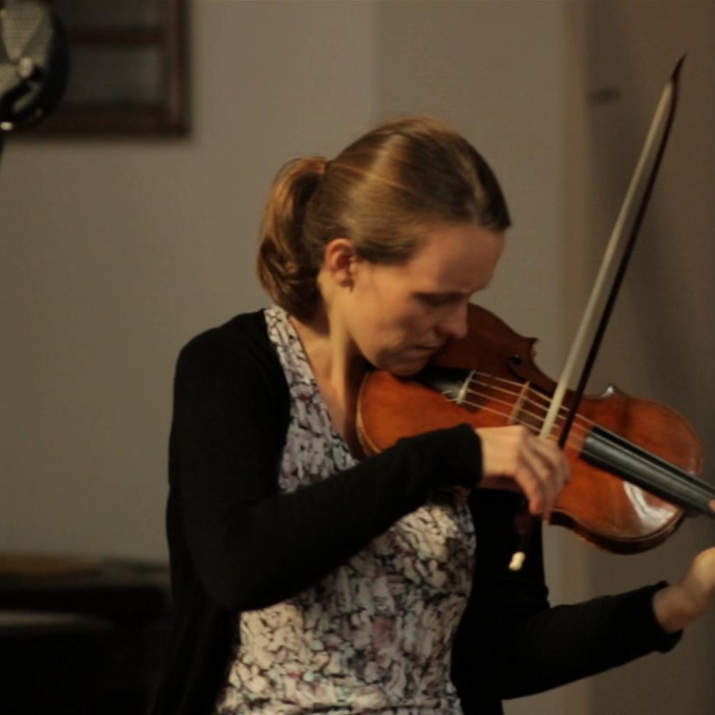 Bach Partitas for Solo Violin - CD Trailer